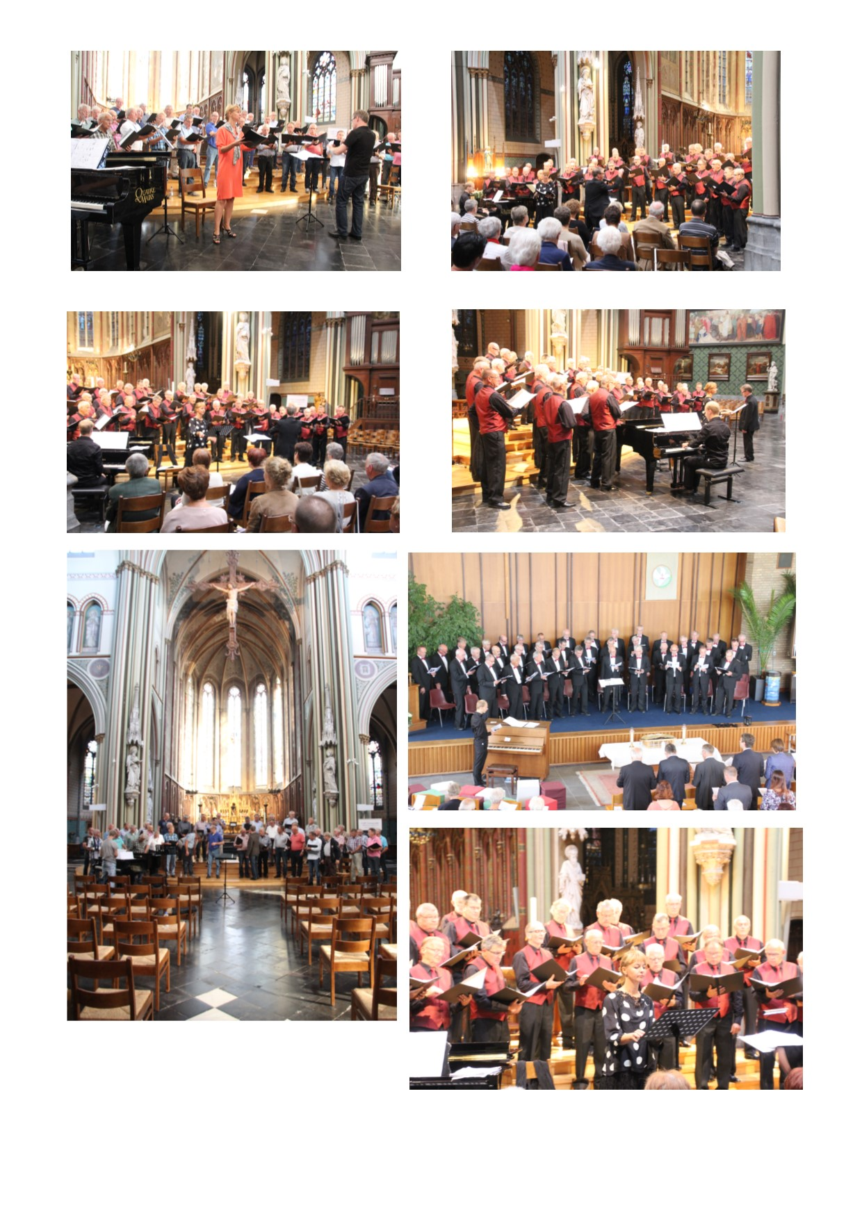 Concerten Eekhout en Boechout